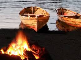 shore-boats-and-fire