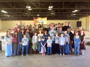 Preacher's Family Camp 2014.