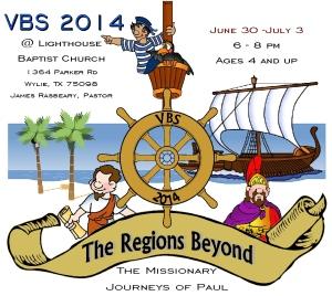 Logo 2014 VBS
