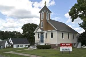 church sale